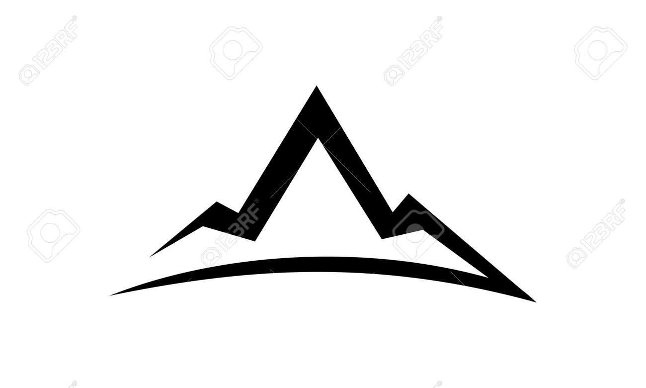 Mountain icon - 78018029