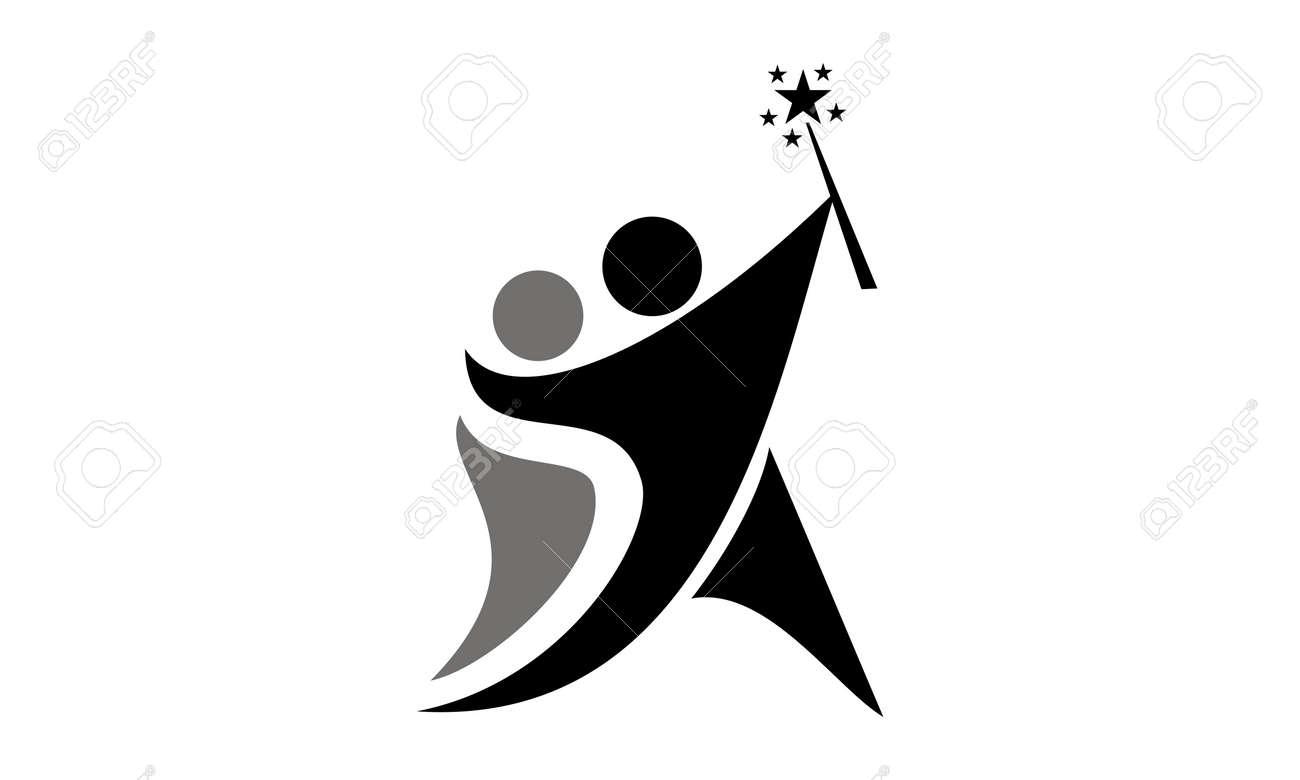 Success Life Coaching logo vector illustration. - 89758300