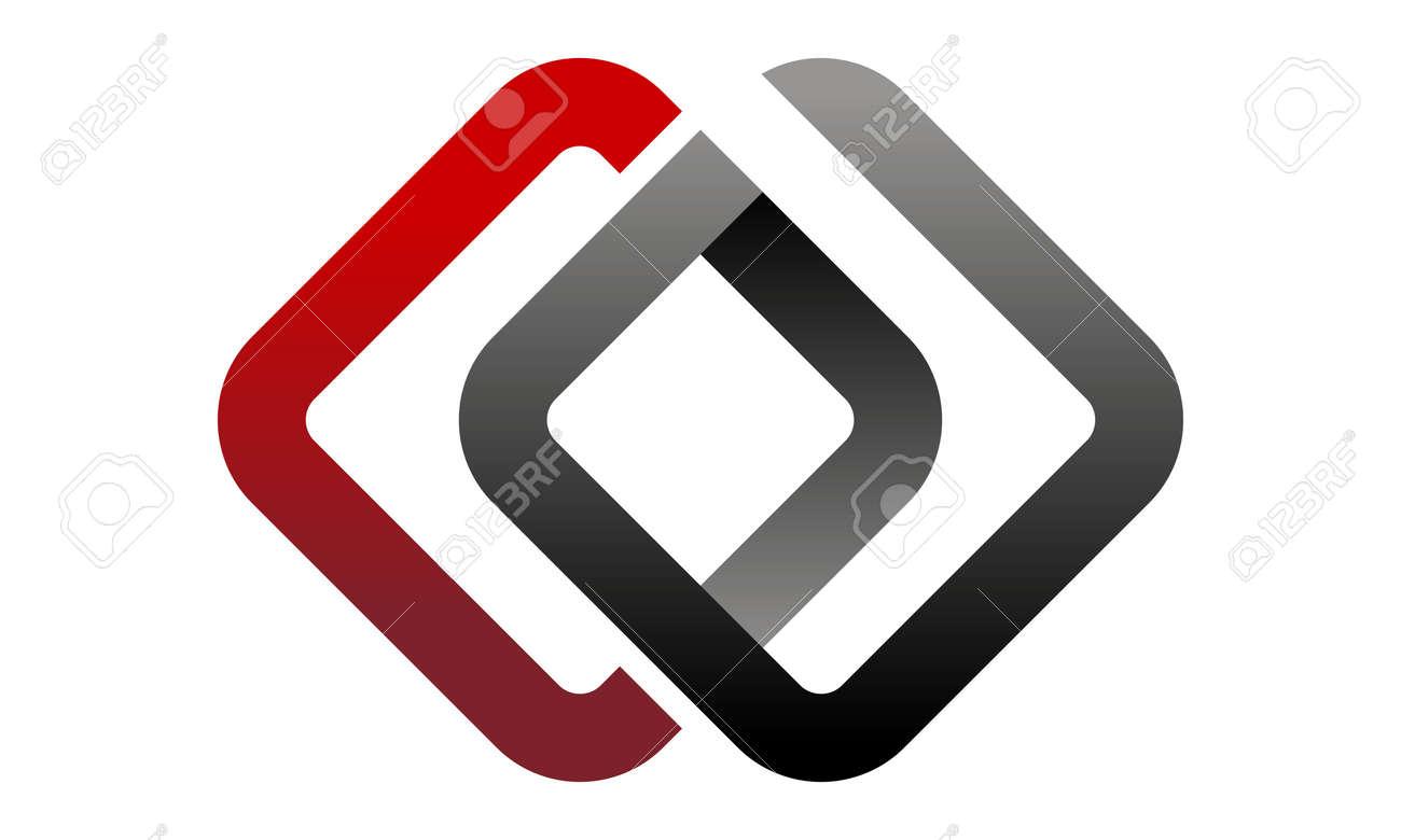 Letter C E Modern - 90154623