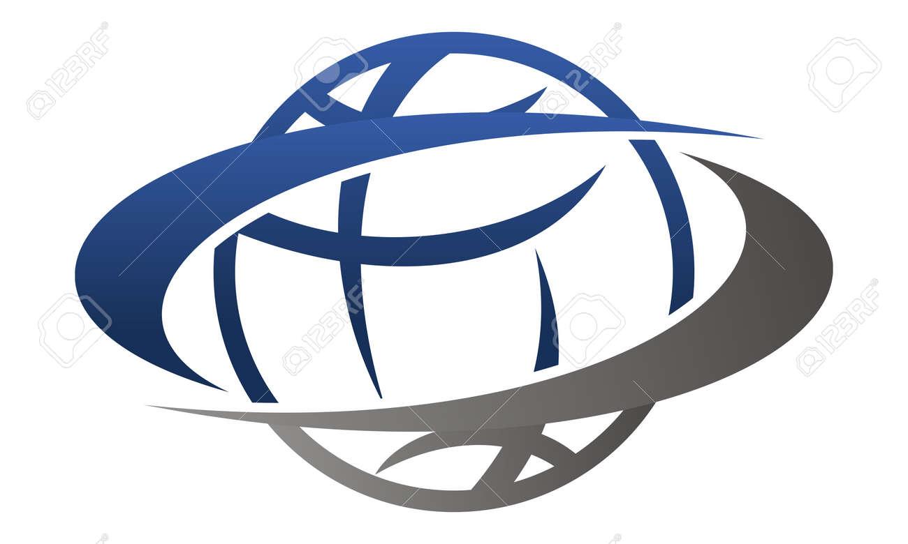World Exchange Logo Vector Illustration Royalty Free Cliparts Rh 123rf Com Bank