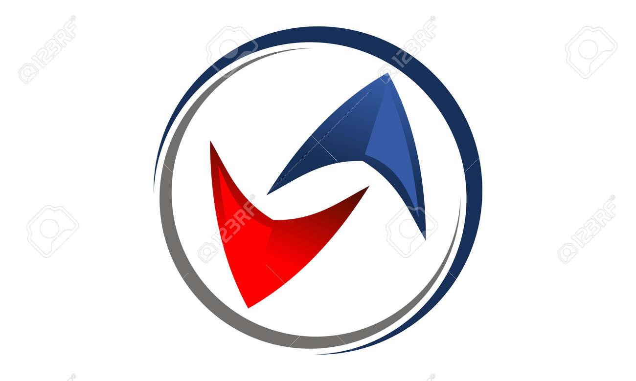 trading training logo vector illustration royalty free cliparts