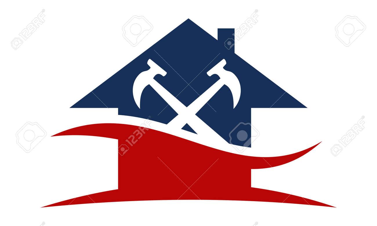 Home Repair Construction logo template - 91173625