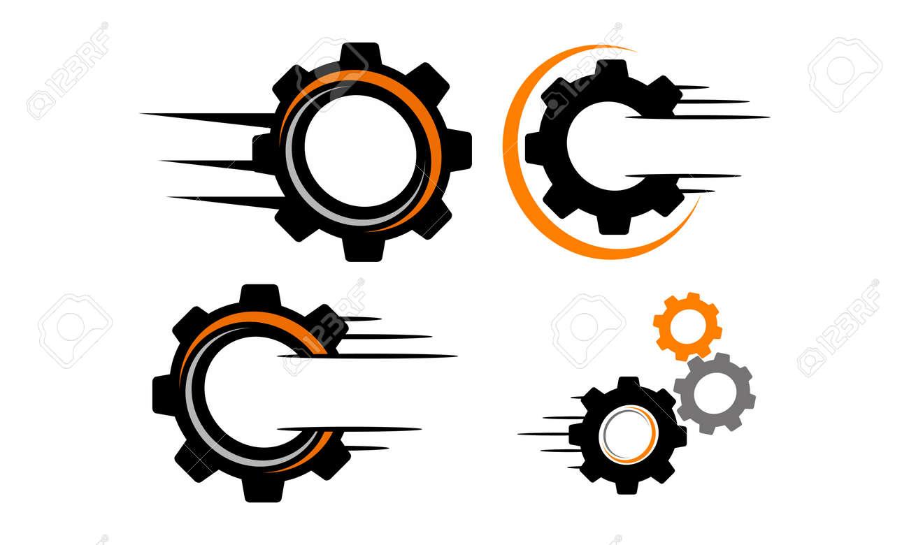 Speed Gear Template Set - 98123838