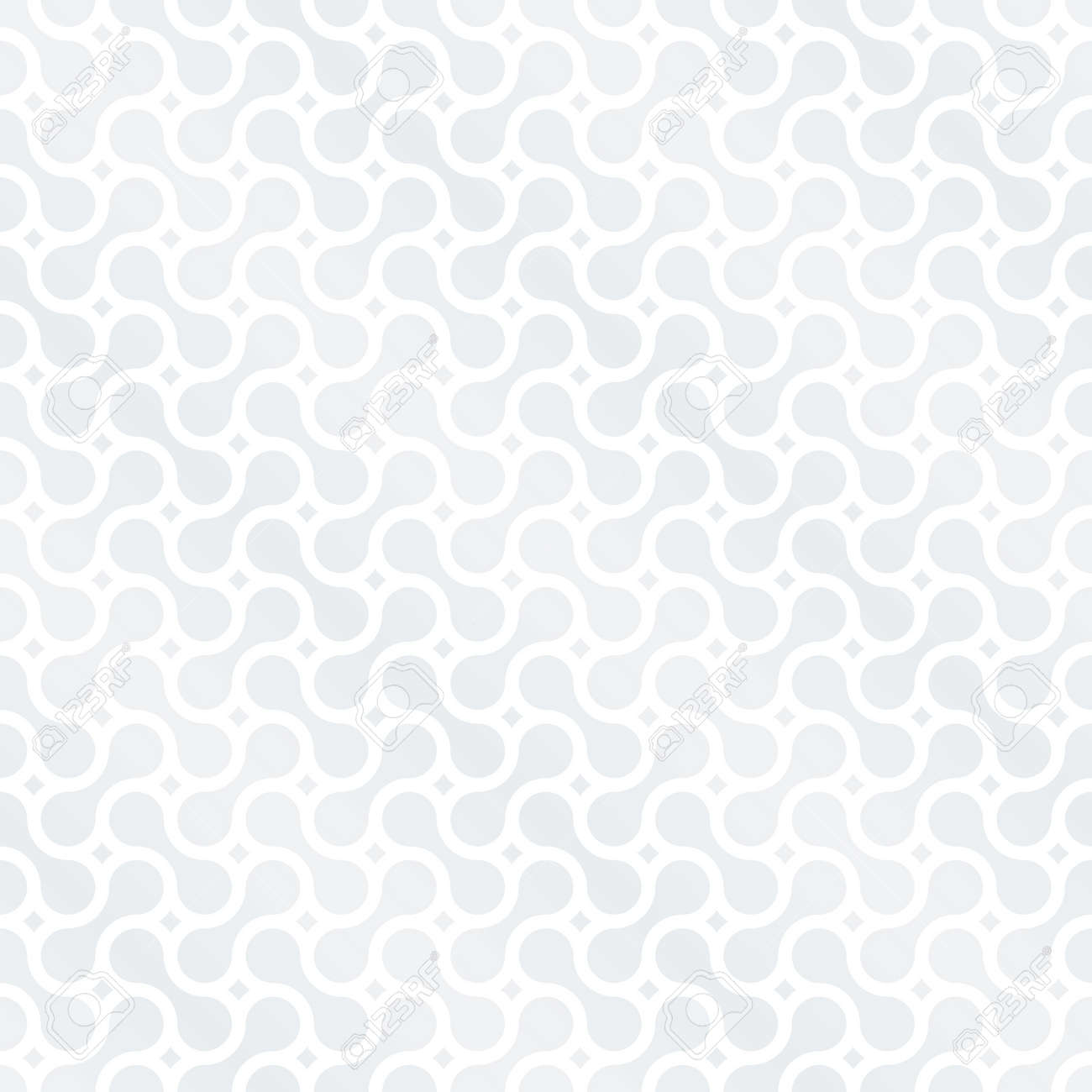 light gray absract seamless pattern Stock Vector - 18677902
