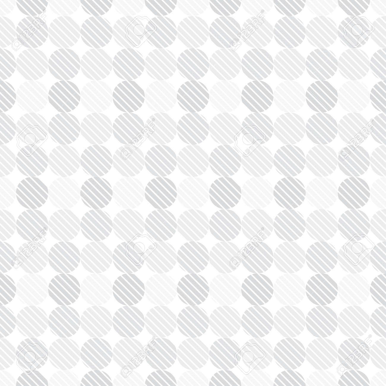 light gray dots seamless pattern Stock Vector - 18677905