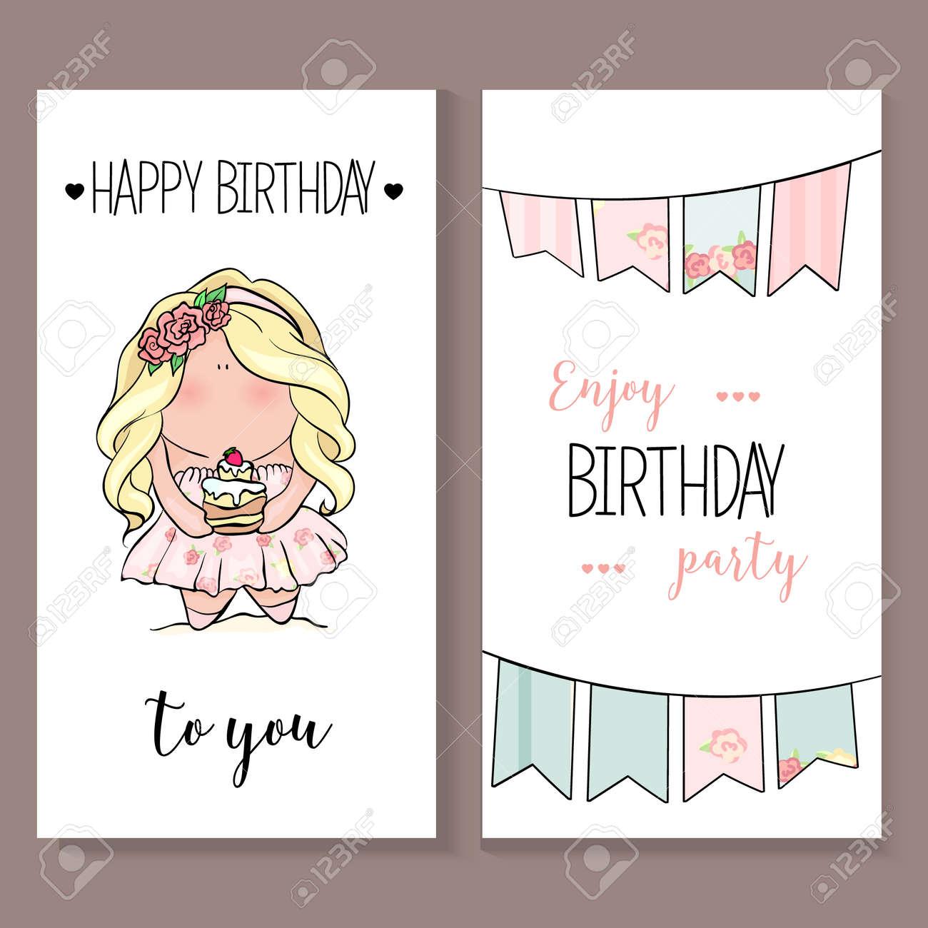 Nett Alles Gute Zum Geburtstag Färbung In Karten Ideen - Malvorlagen ...