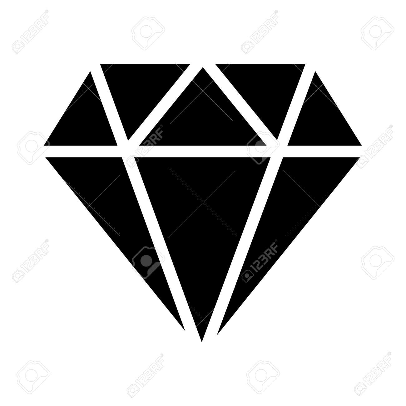 diamond icon. elements of web icon. premium quality graphic design..