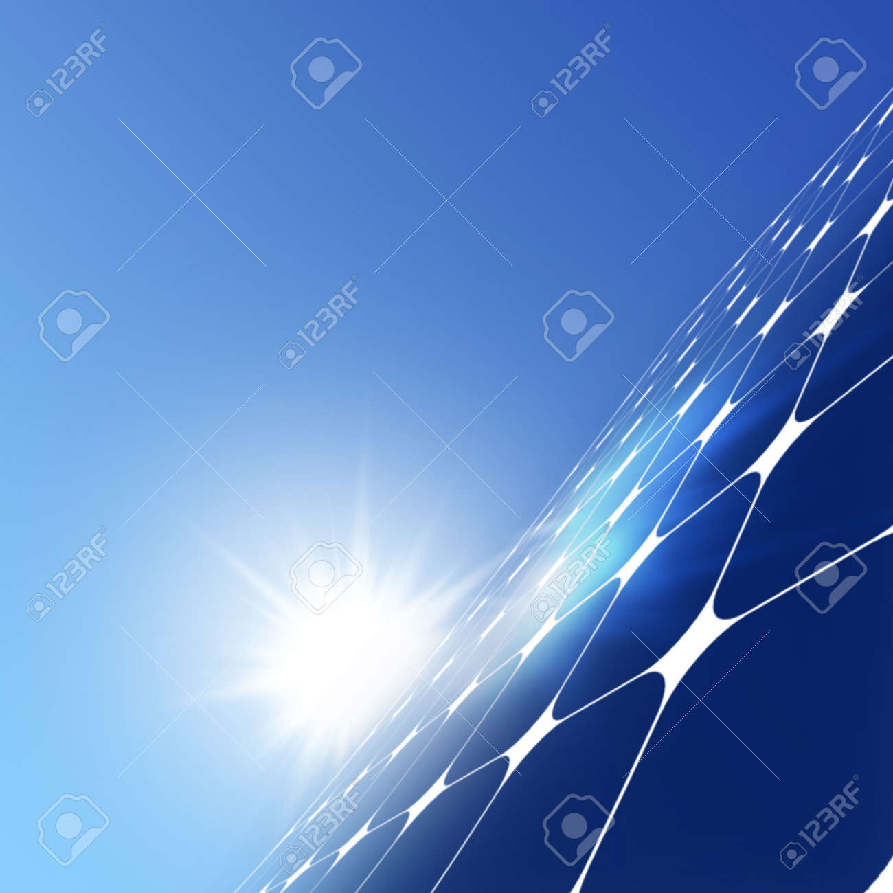 solar Stock Photo - 7949921