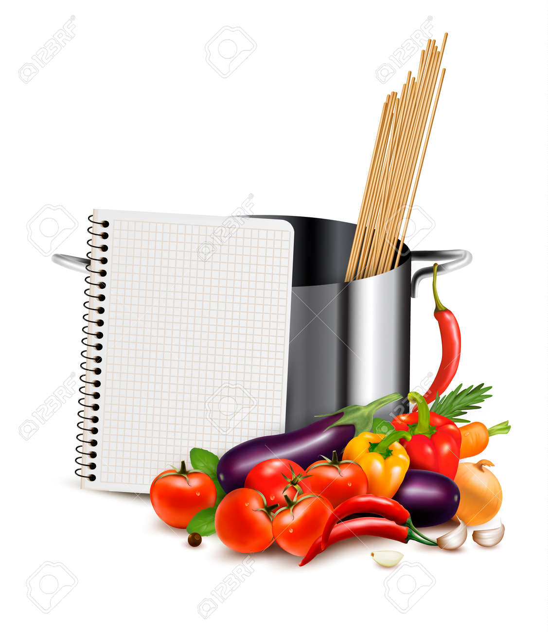 template for cookbook