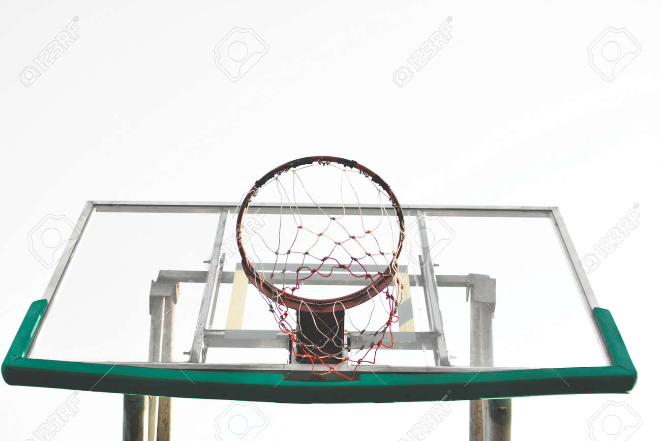Artistique Dans Et Basketball L'arèneTon Flou Panier De Vintage xrdBCeWo