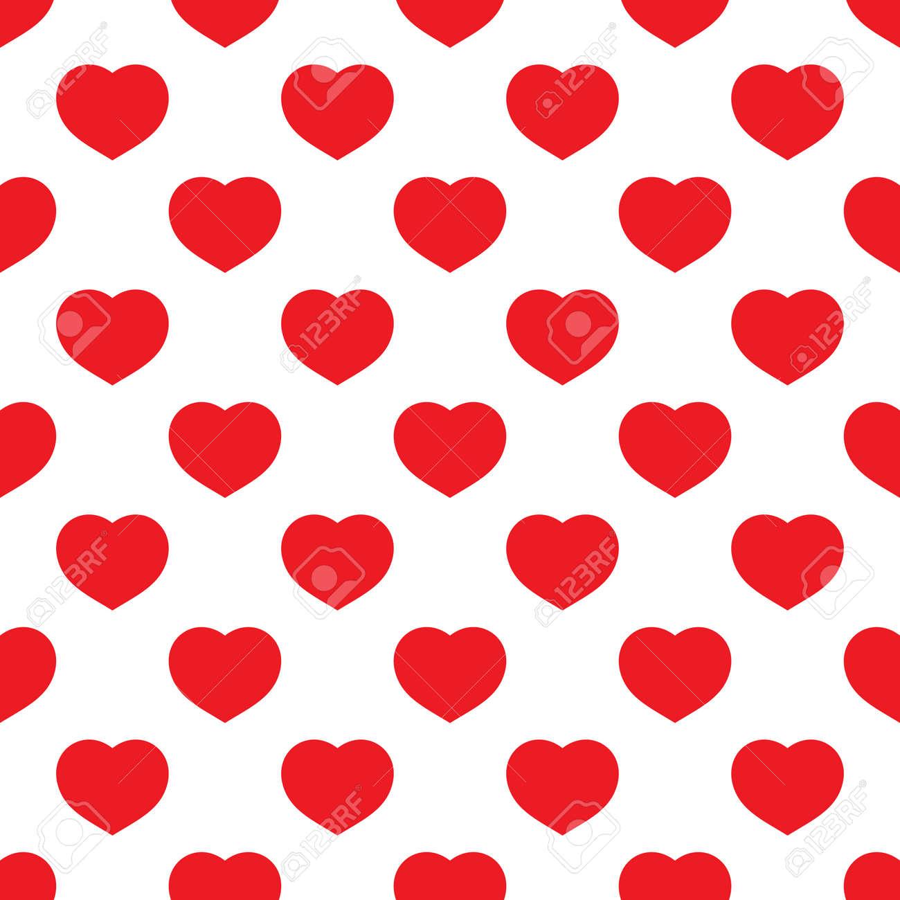 Bonito Patrones De Tejido De Corazón Rojo Foto - Ideas de Patrones ...