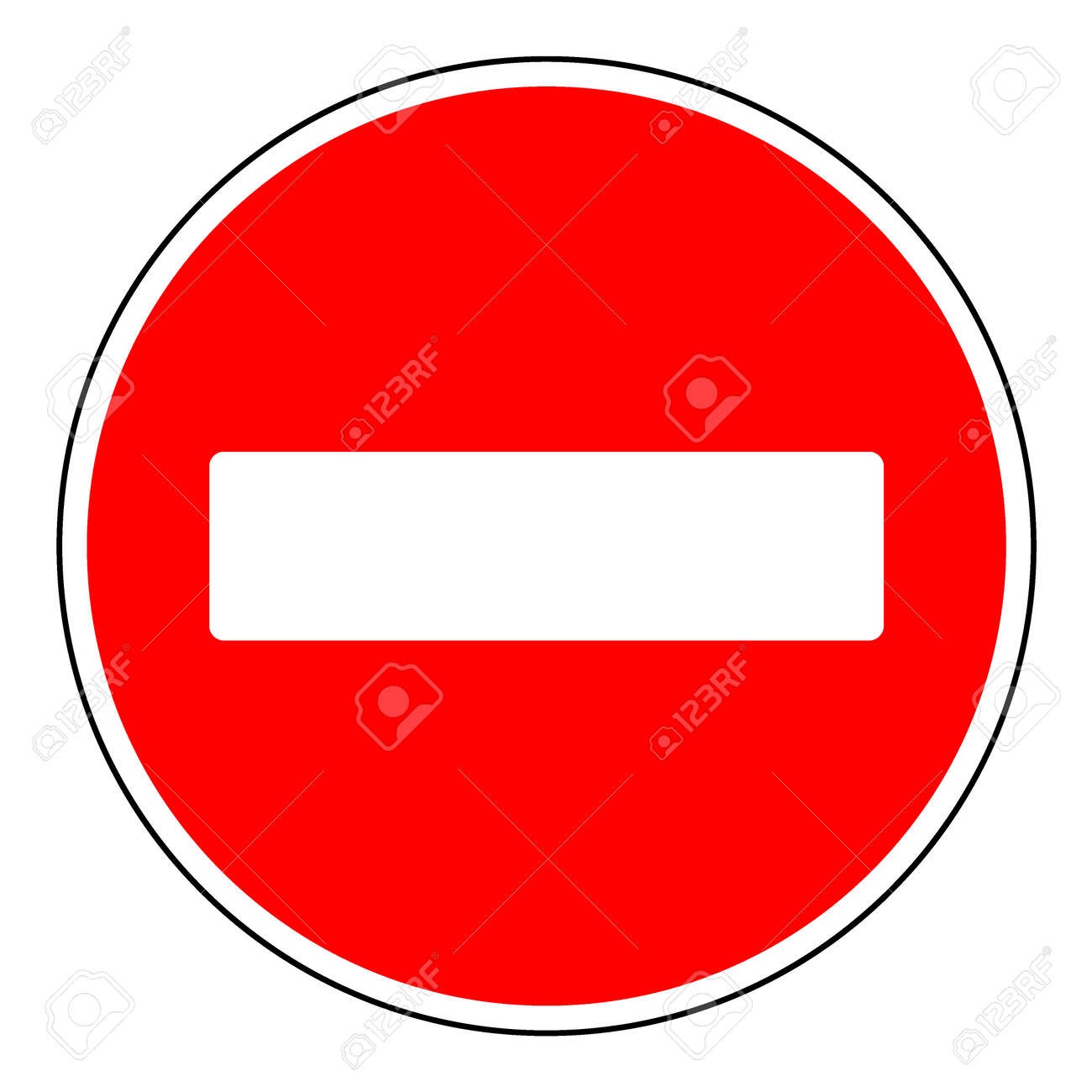 Do not enter blank sign warning red circle icon isolated on warning red circle icon isolated on white background prohibition buycottarizona Image collections