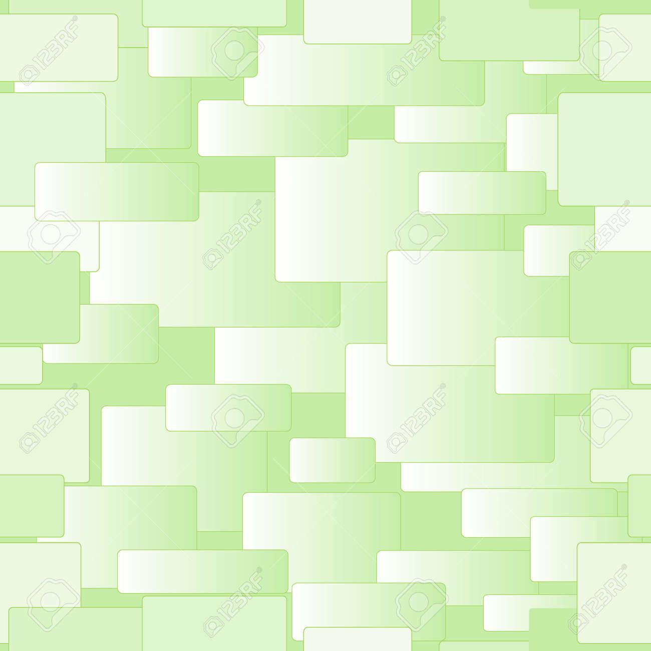 Moderner Geometrischer Hintergrund In Den Grünen Und Hellgrünen Farben.  Graphic Style
