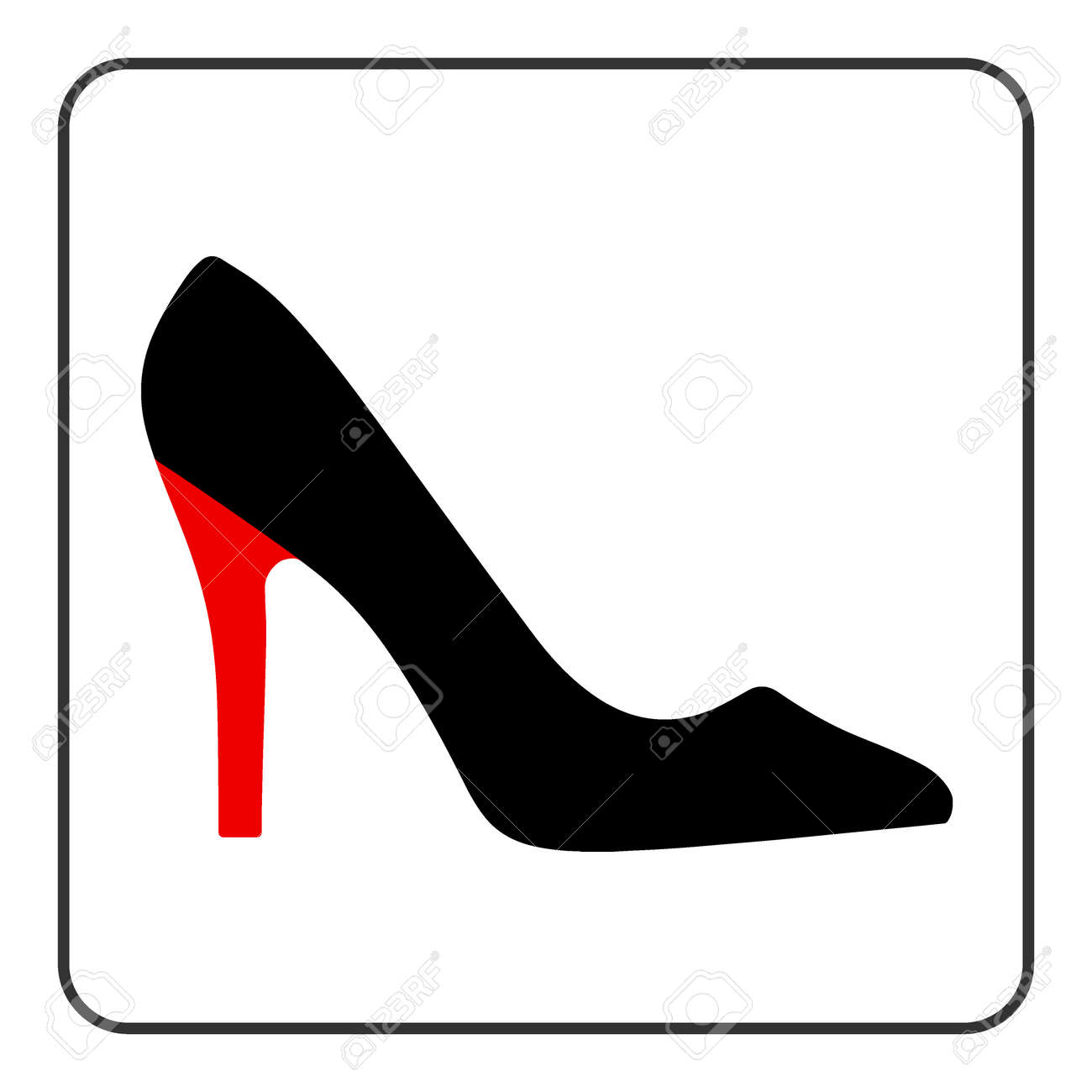 9858f06fc4ff66 52060063-high-heel-shoes -icon-elegant-black-and-red-silhouette-information-sign-women-shoe -symbol-fashion-lab.jpg