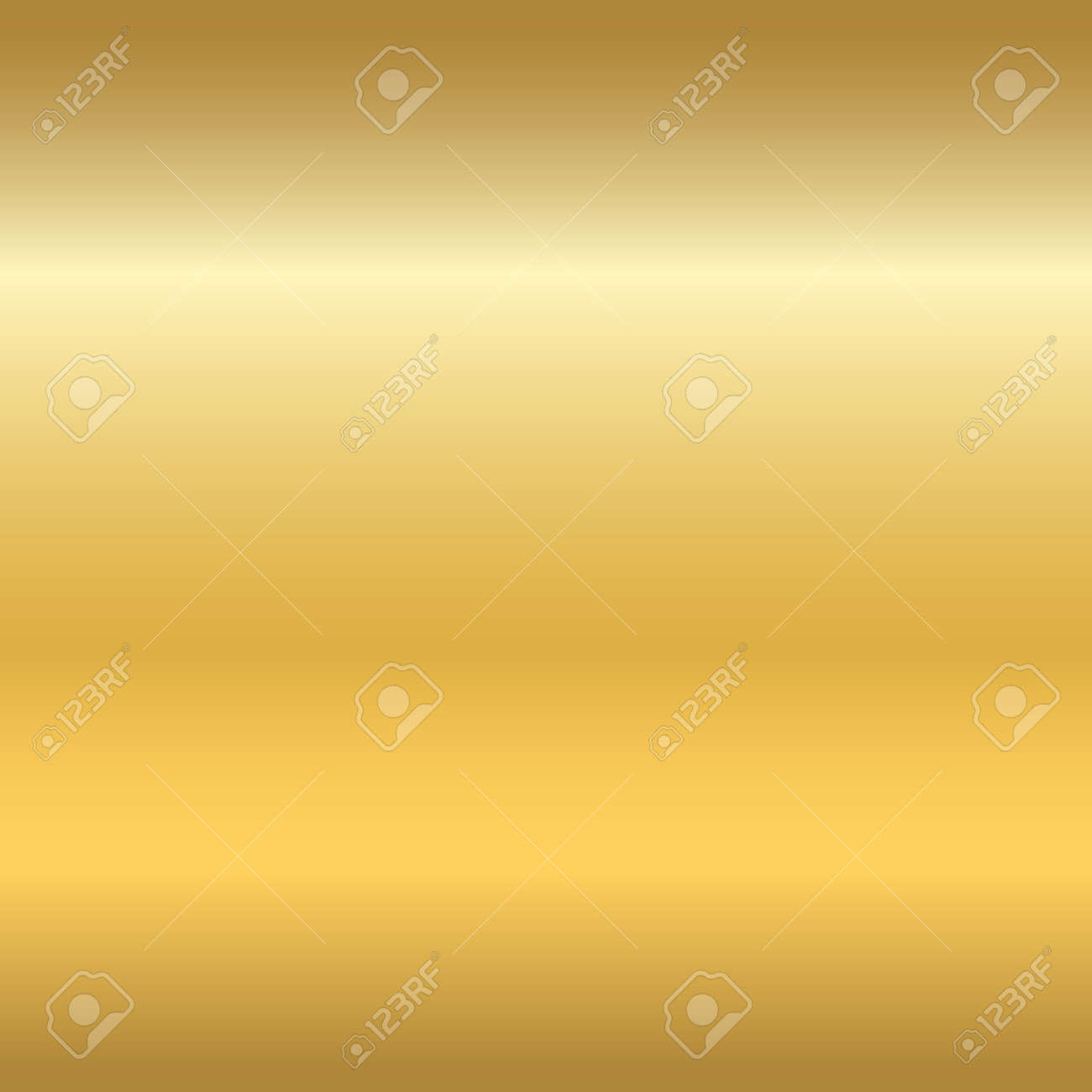Gold-Textur Nahtlose Muster. Licht Realistisch, Glänzend, Metallisch ...