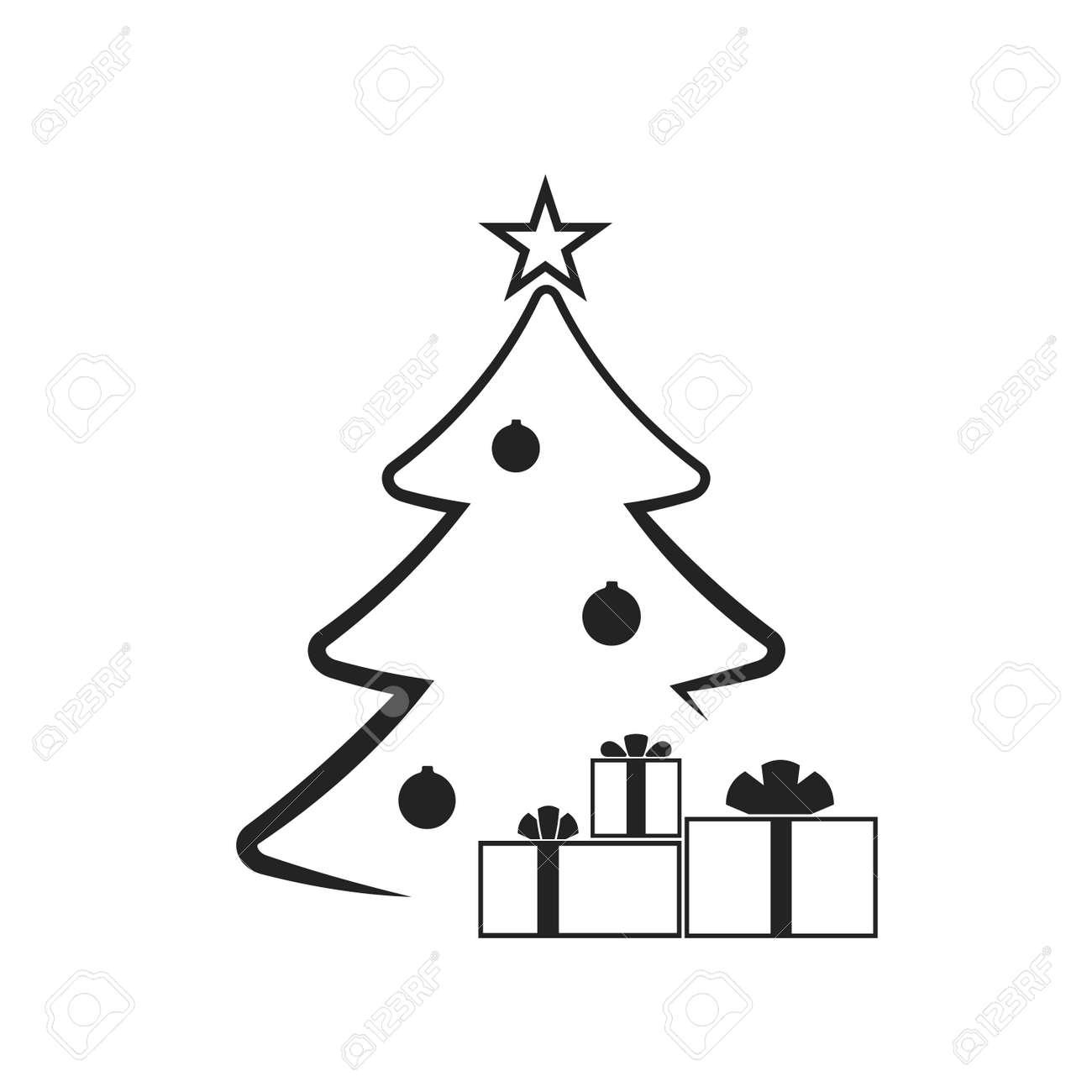 Sterne Für Weihnachtsbaum.Stock Photo