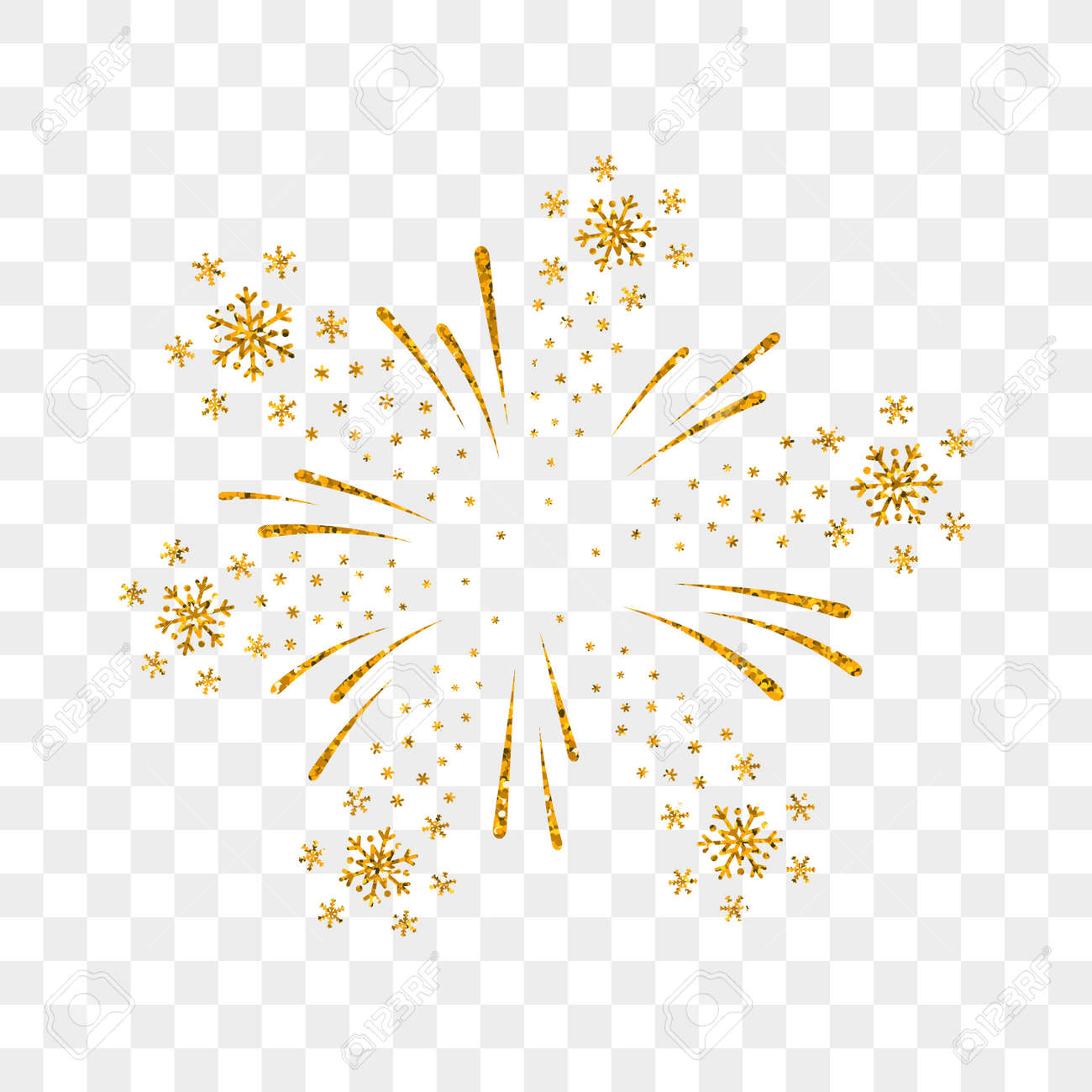 Happy New Year Transparent Background 47