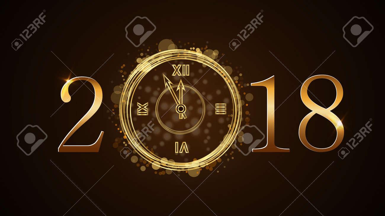 compte a rebours de noel 2018 Fond De Carte De Bonne Année. Compte à Rebours De L'horloge  compte a rebours de noel 2018