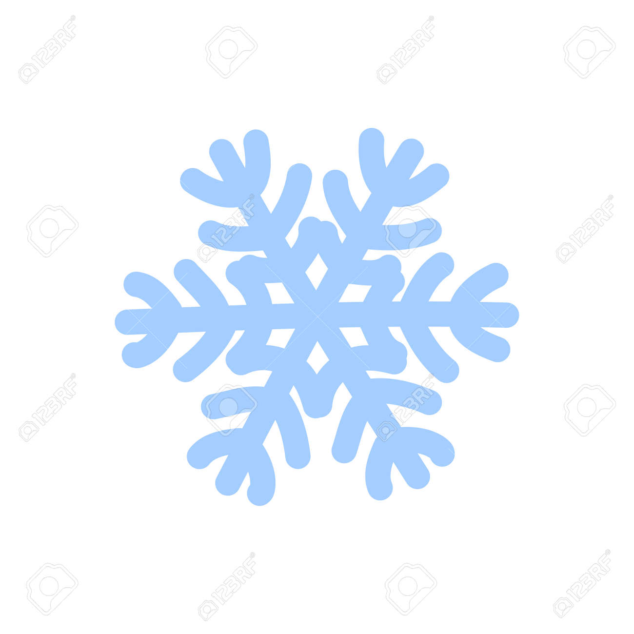 Image result for snow cartoon
