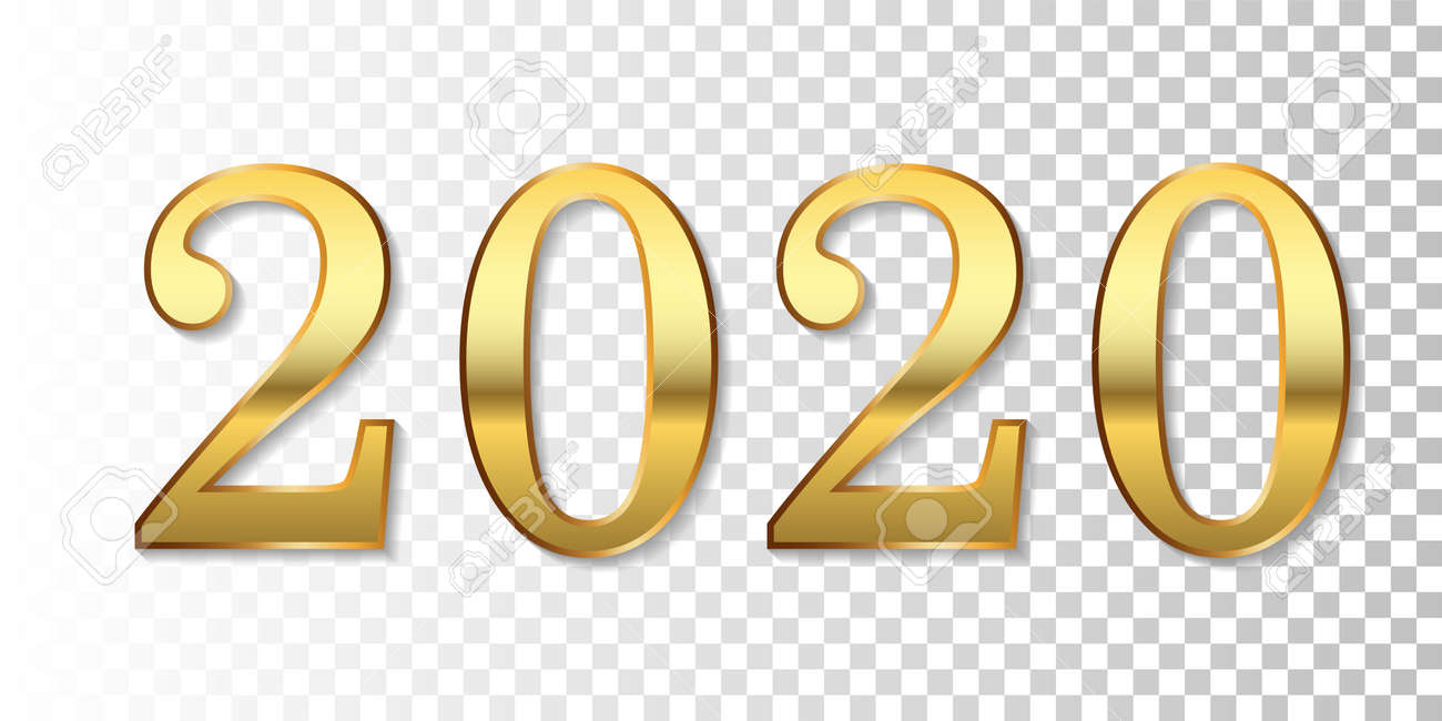 Happy New Year Transparent Background 87