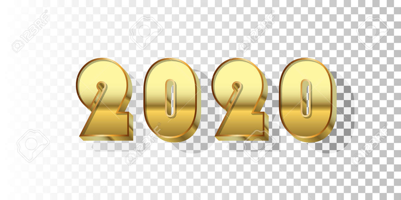 Happy New Year Transparent Background 69