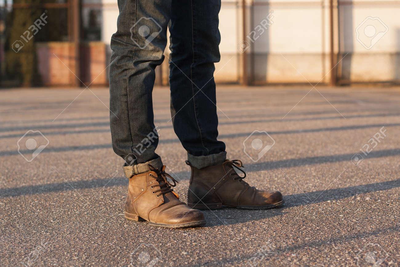Hipster Boots Men