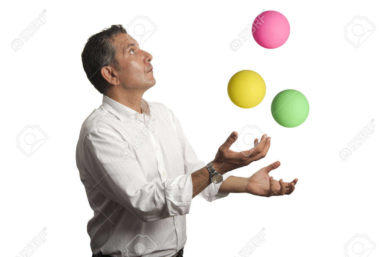 Concept of ability in the business Stock Photo - 17534631