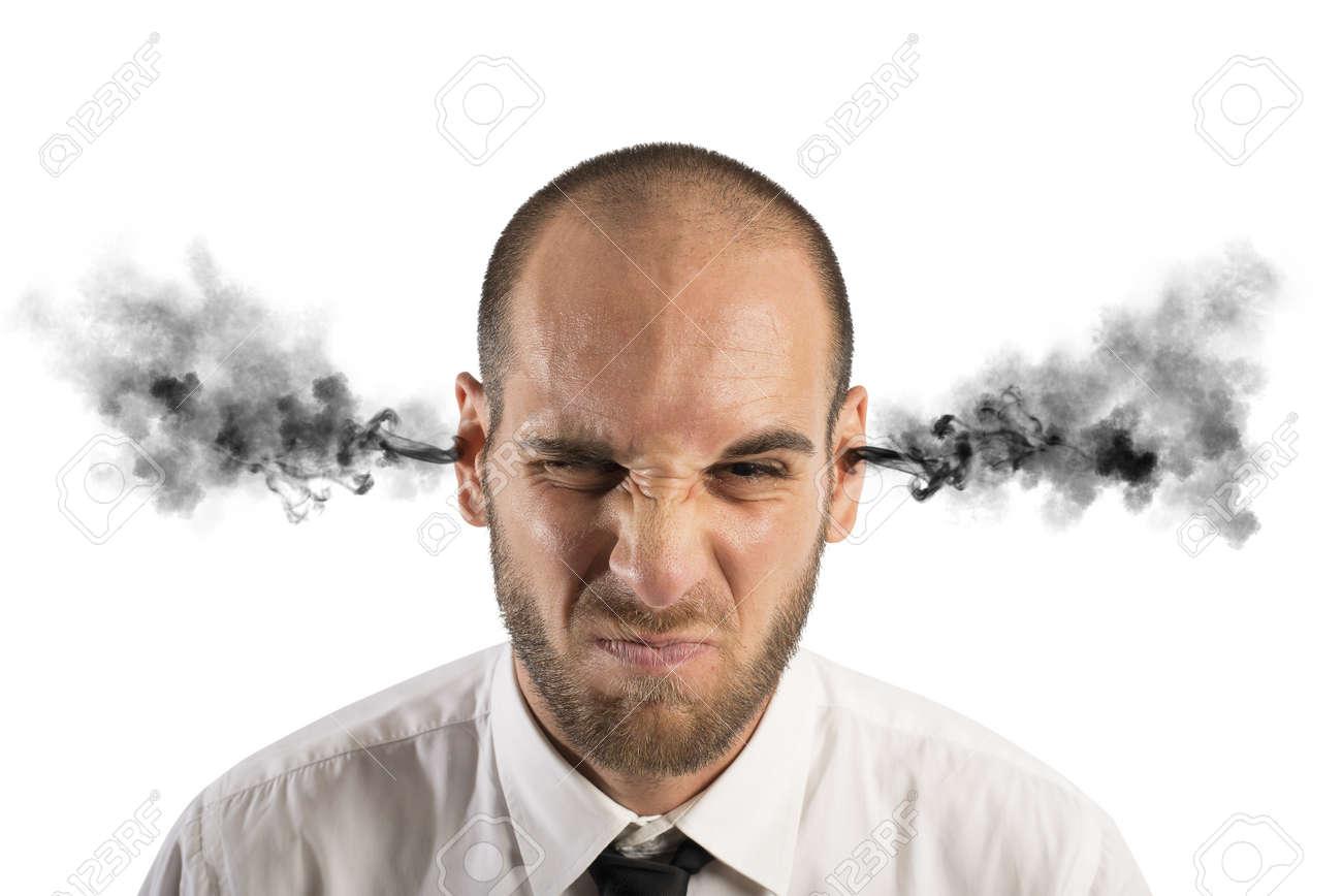 job stress stock photos images royalty job stress images and job stress concept of stress at work businessman smoke