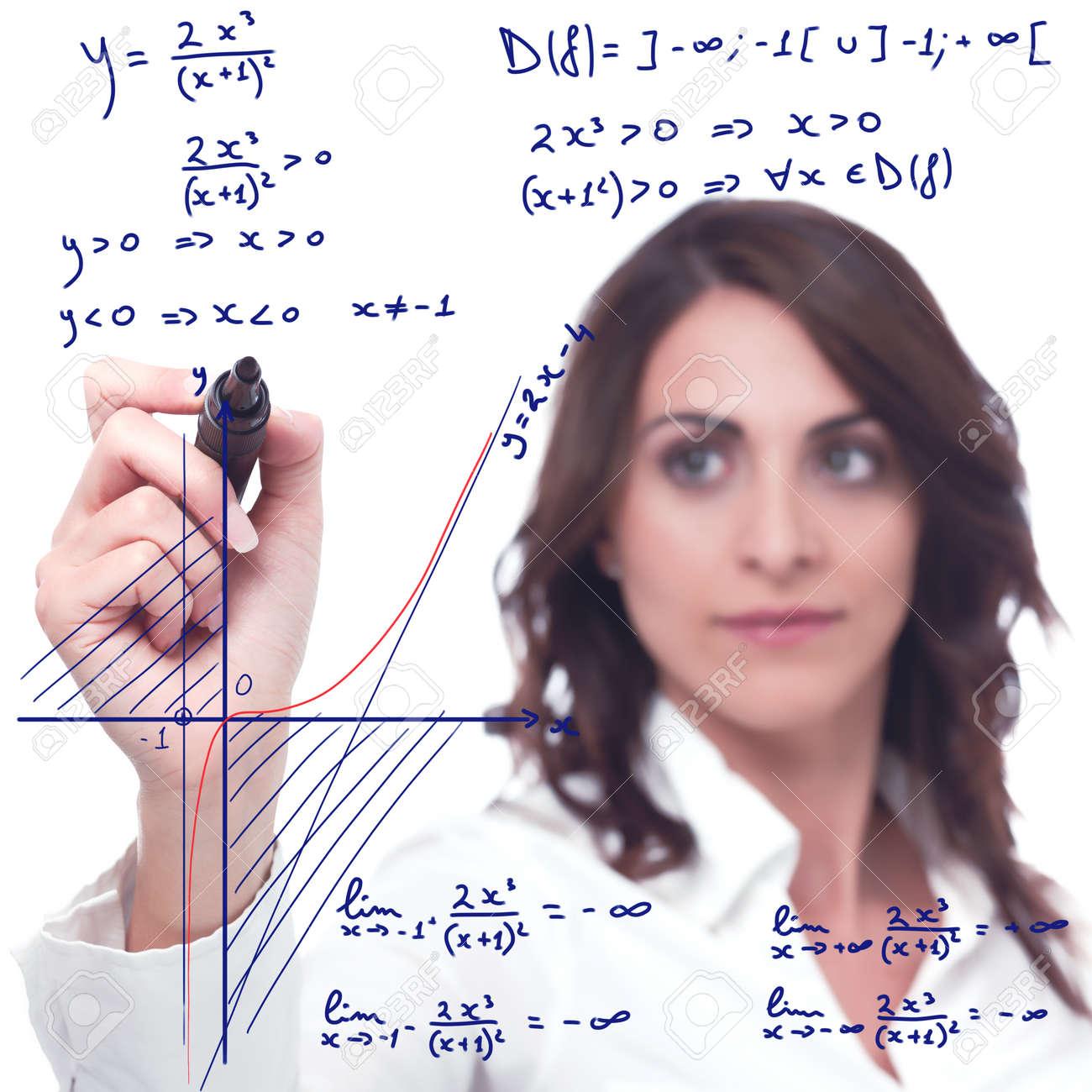 Resultado de imagem para mulheres inteligentes MATEMATICA