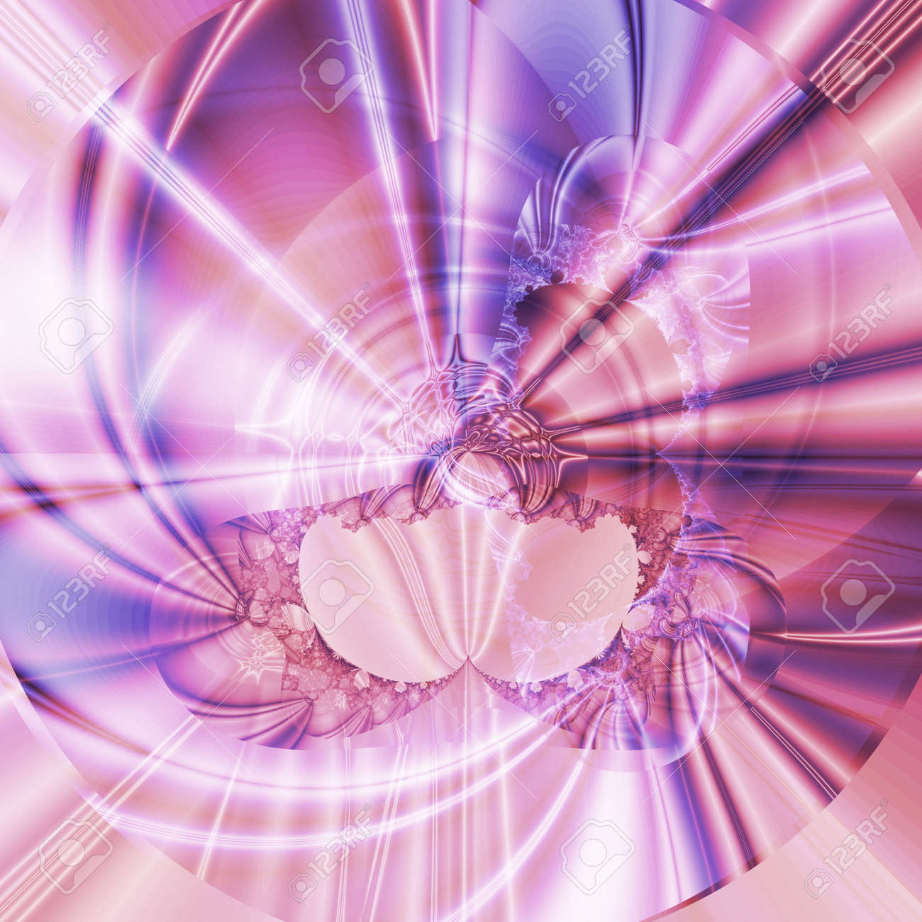 computer generated abstract background Stock Photo - 6392120