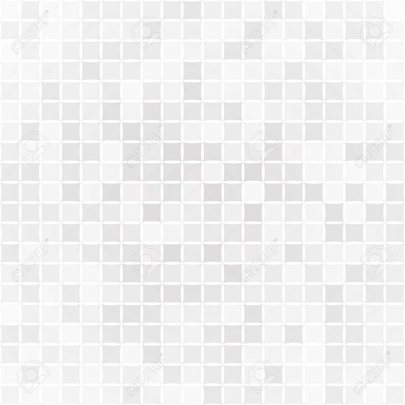 Abstract background of small squares or pixels in gray colors - 146487012