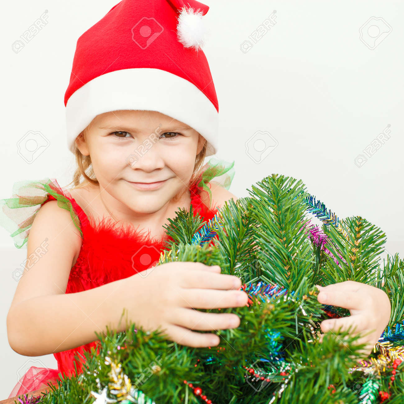 Happy New Year and Merry Christmas Stock Photo - 16825810