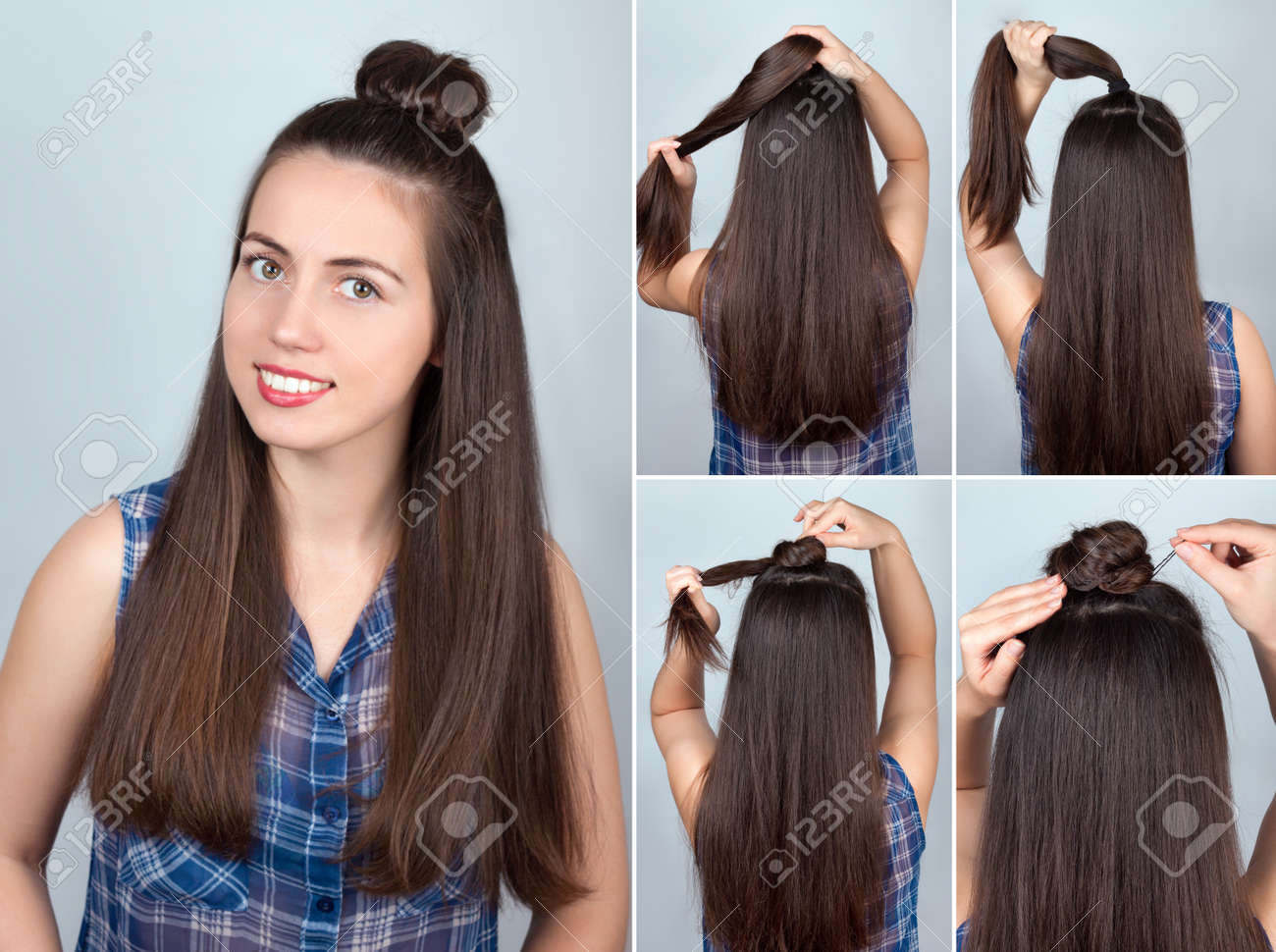Simple Hairstyles For Long Hair and easy for you
