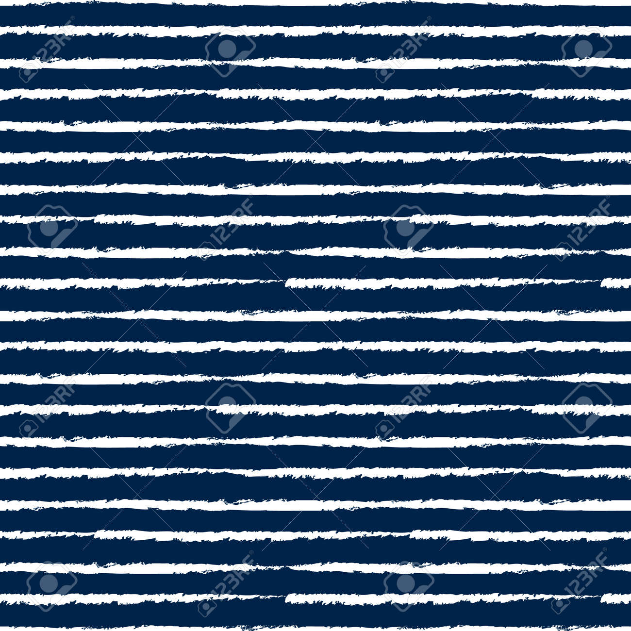 Seamless pattern with grunge stripes. Vector. - 97131968