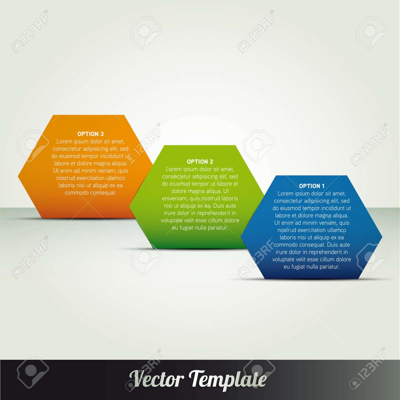 Template, vector eps10 illustration Stock Vector - 18132698