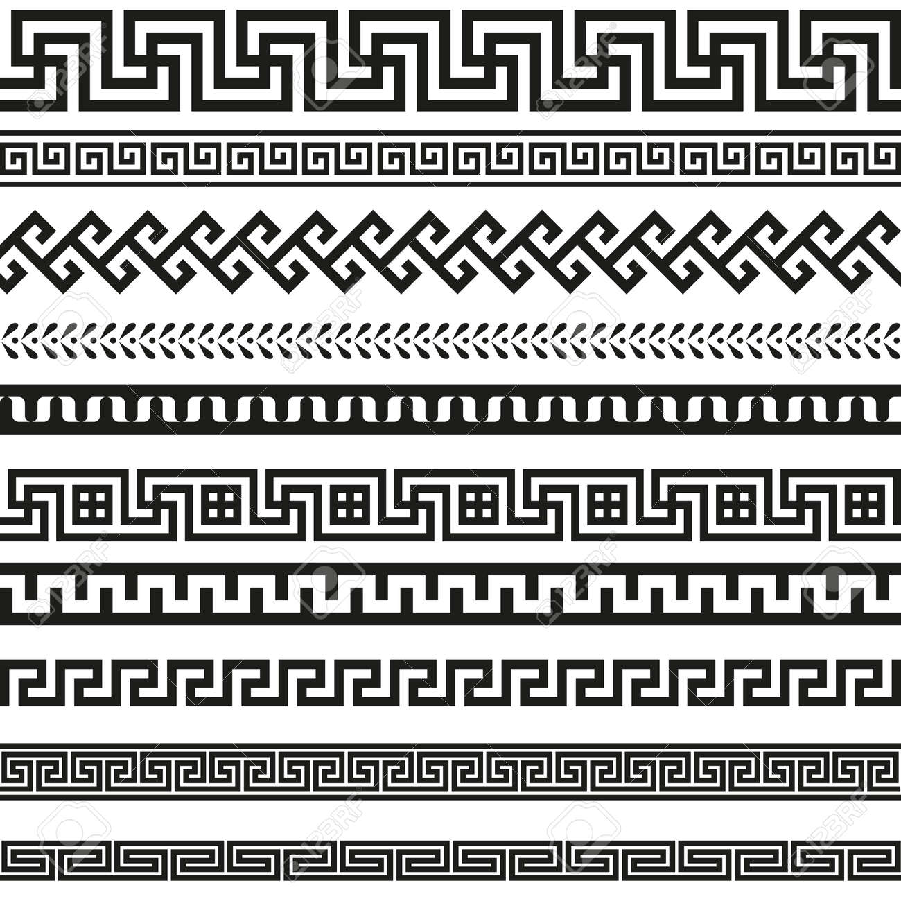 Old greek border designs royalty free cliparts vectors and stock old greek border designs stock vector 44565803 reviewsmspy