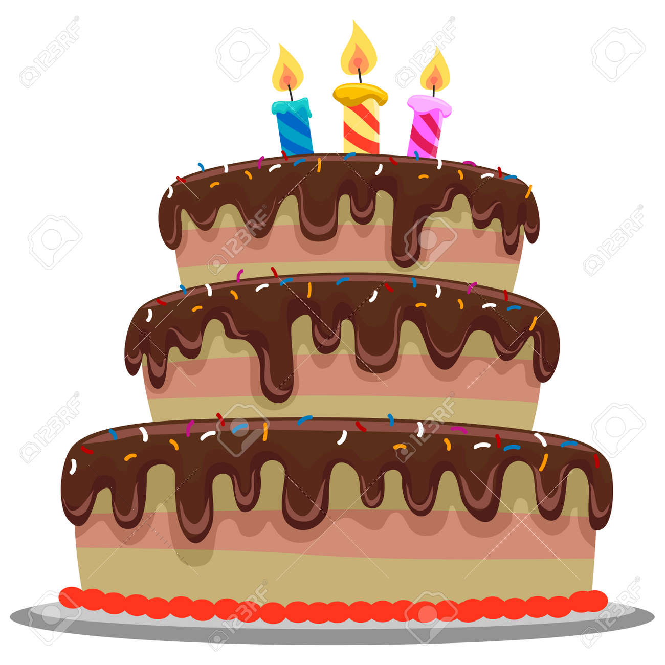 Birthday Cake Stock Photos Royalty Free Birthday Cake Images