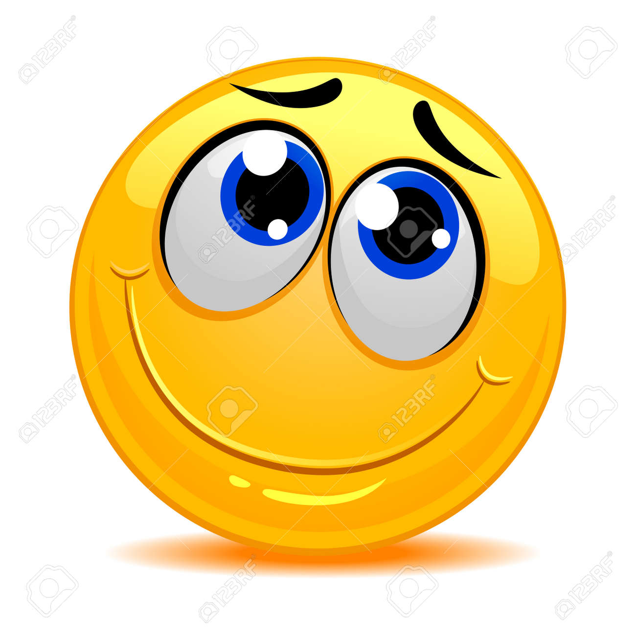 Code shy smiley 🥺 Pleading