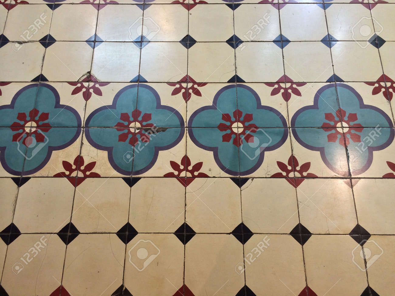 Floor Pattern Design Stock Photo, Picture nd oyalty Free Image ... - ^