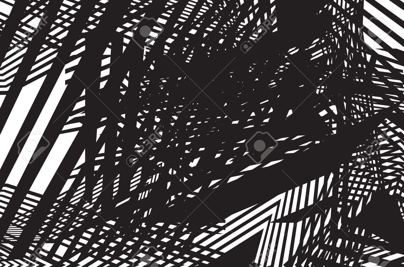 Line Design Op Art : Optical art background op black and white design straiight