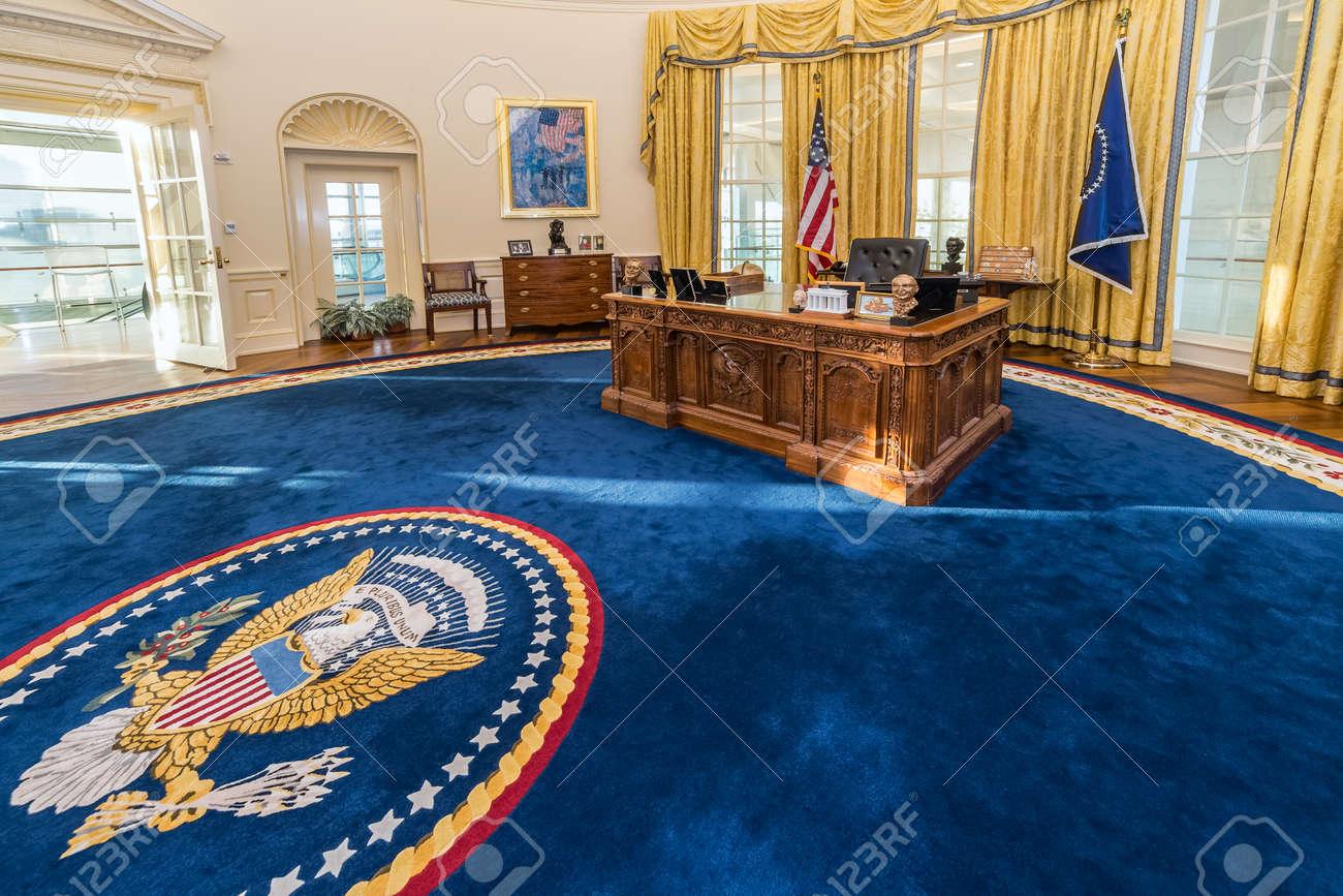 Le bureau ovale au fil des présidents américains