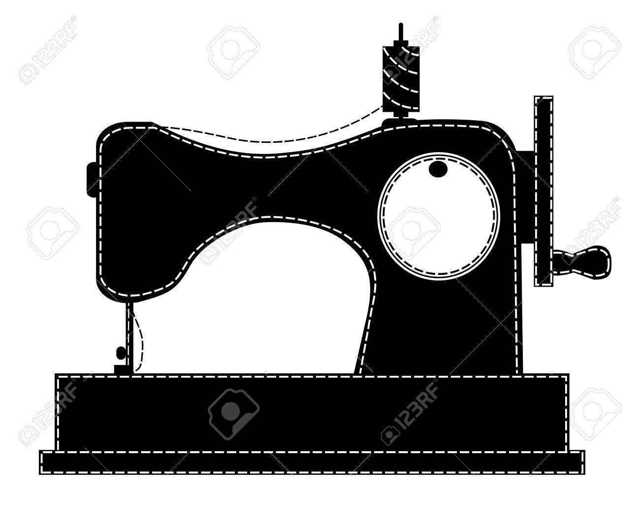 50 681 sewing stock vector illustration and royalty free sewing clipart rh 123rf com free sewing clip art/ umbrella clip art free sewing clip art borders