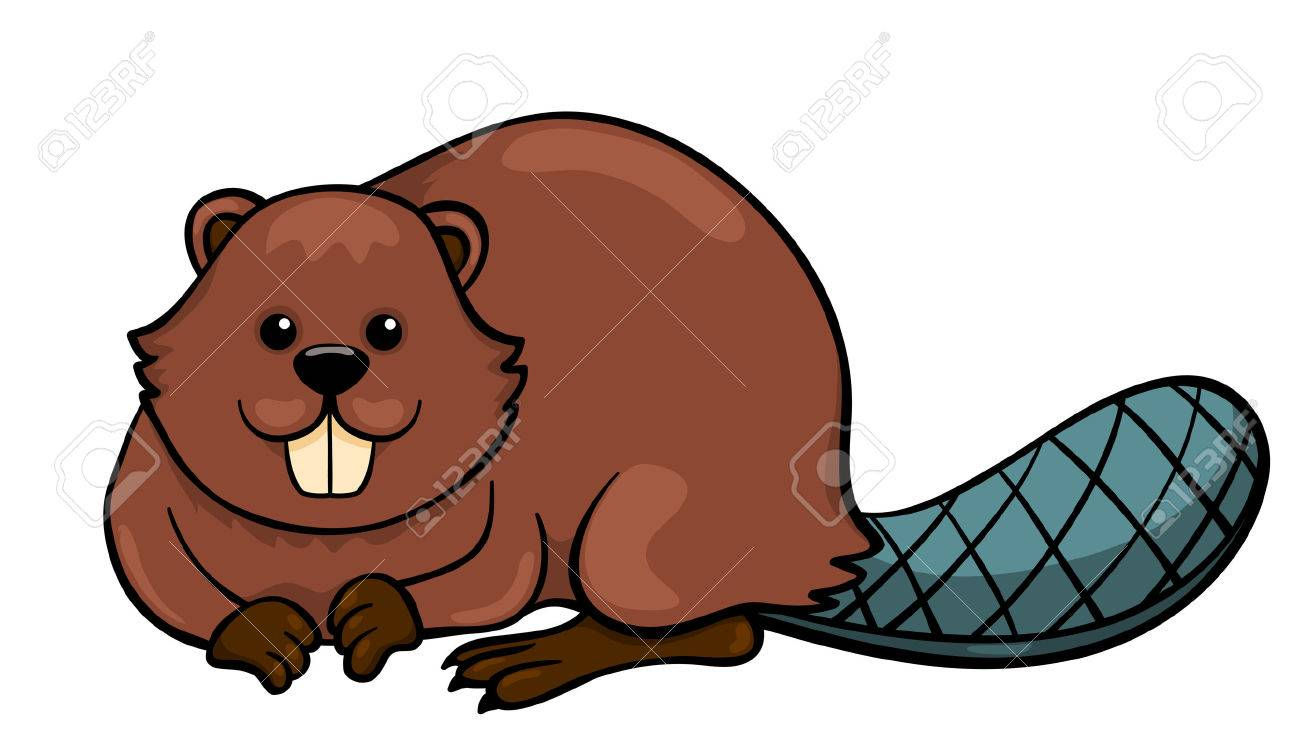 5 603 beaver stock illustrations cliparts and royalty free beaver rh 123rf com beaver clip art black and white free beaver clipart