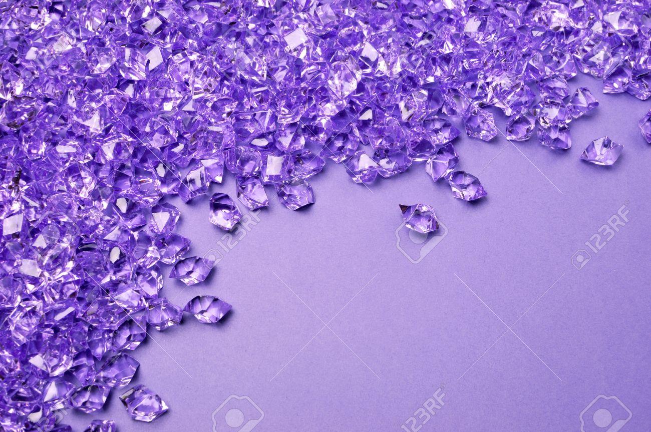 Фон фиолетовый свадебный