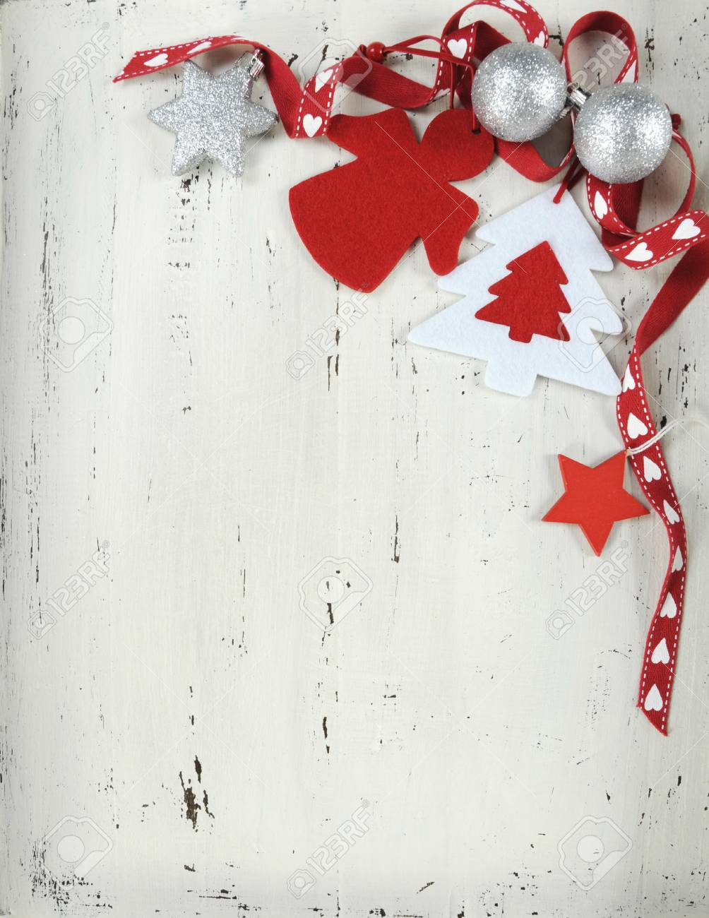 Christmas Holiday Background.Festive Christmas Holiday Background With Red And White Theme