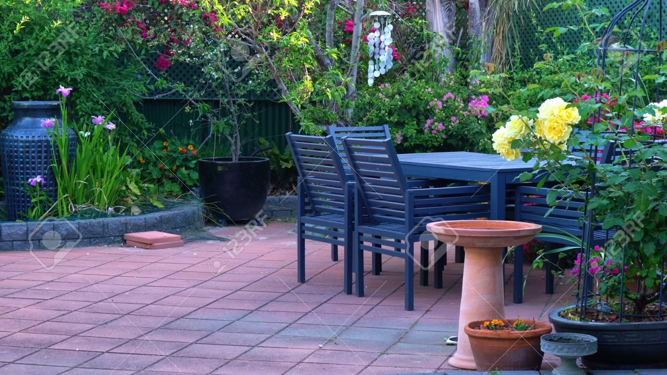 Tolle Schoner Garten Mit Wenig Aufwand Fotos - Heimat Ideen ...