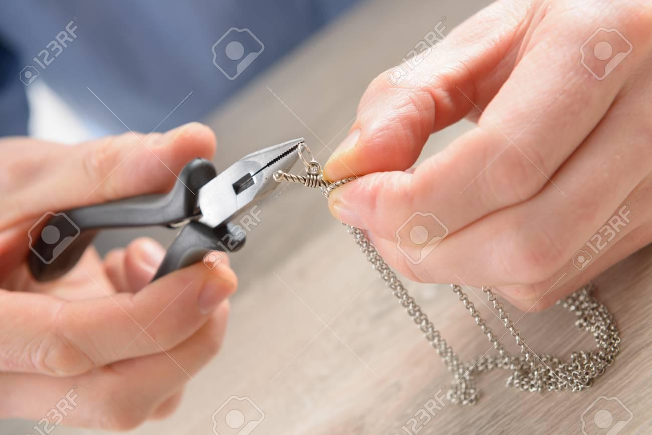 reparation bague en argent