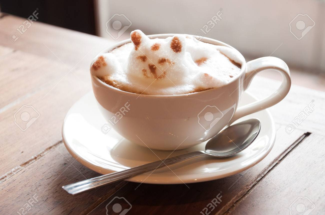 Latte' Art Coffee - 39419328