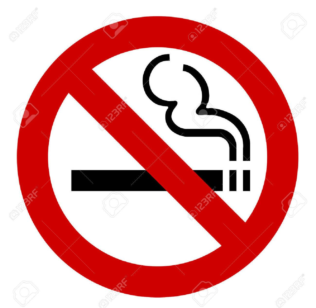 No smoking stock photos royalty free business images no smoking sign vector illustration buycottarizona Images
