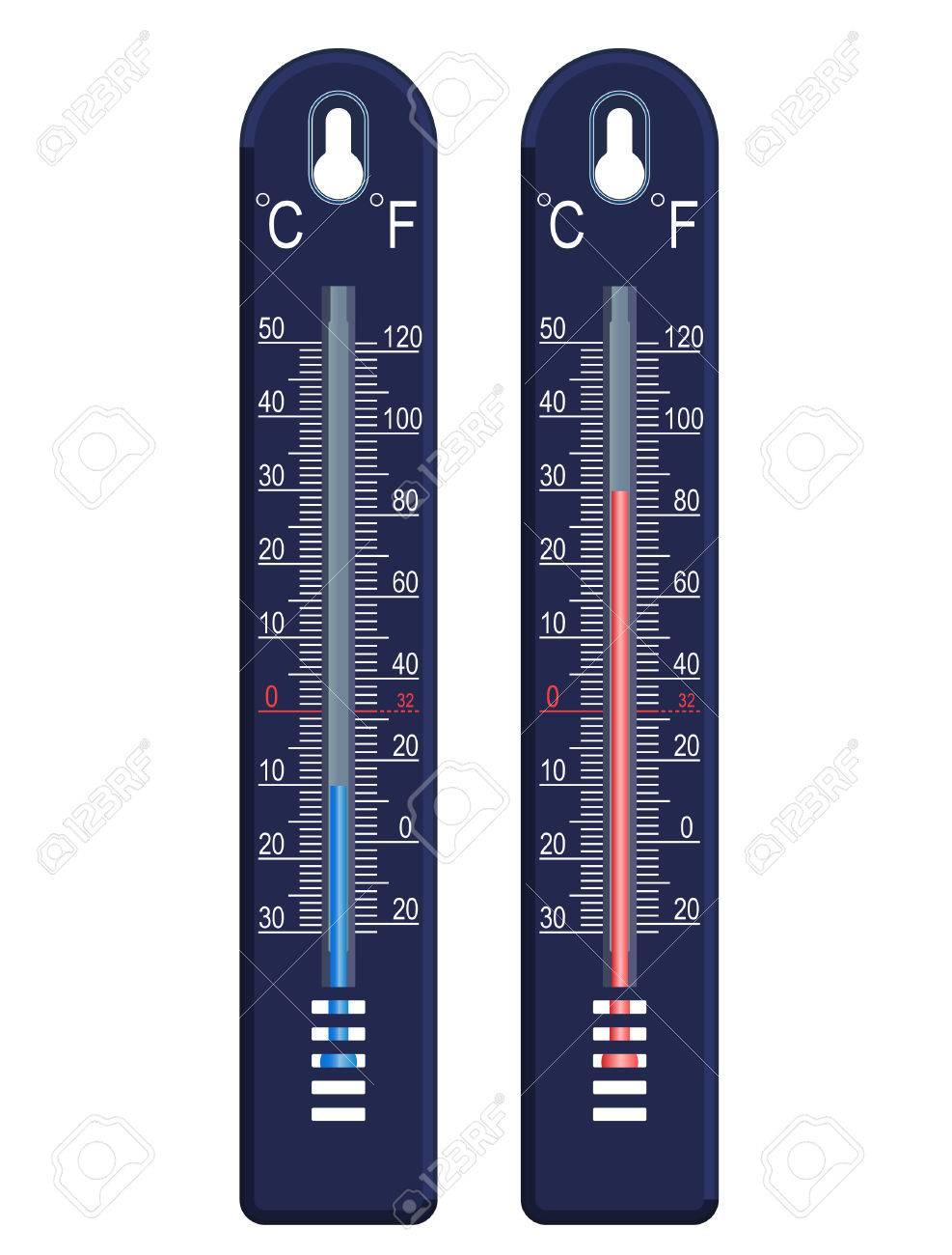Frio Y Caliente Termometro Dos Variantes La Temperatura Es Bajo Cero La Temperatura Esta Por Encima De Cero Ilustracion Vectorial Simplemente Puede Cambiar El Color Y Tamano Ilustraciones Vectoriales Clip Termómetro frío, menos temperatura en invierno frío puede ser utilizada para propósitos personales y comerciales, de acuerdo con las condiciones de la licencia sin royalties. frio y caliente termometro dos variantes la temperatura es bajo cero la temperatura esta por encima de cero ilustracion vectorial simplemente